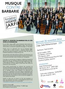 Concert OPRL 261114